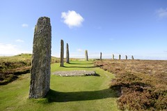 Ring of Brodgar (Vic Sharp) Tags: history archaeology stone scotland orkney stenness prehistoric neolithic brodgar mainisland