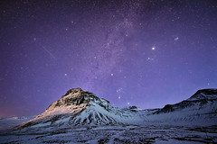 Night Sky, Snæfellsnes, Iceland [2048 x 1367] by Conor MacNeill (triciacopenhaver) Tags: road travel winter sky mountain snow mountains west slr nature night digital photoshop stars landscape star is photo iceland nikon europe european fineart hill astro hills arctic nighttime photograph astrophotography processing orion shooting nordic nightsky tricia dslr volcanic sevensisters meteor ísland constellation pleiades snæfellsnes d800 icelandic milkyway shootingstar postprocessing starscape travelphotography copenhaver westiceland snæfellsnespeninsula thefella conormacneill thefellaphotography