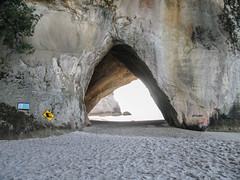 133 - Cathedral Cove