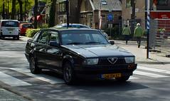 1991 Alfa-Romeo 75 TWIN SPARK 2.0 (peterolthof) Tags: alfa romeo 75 alfaromeo alfa75 alfaromeo75 sidecode6 04thxz
