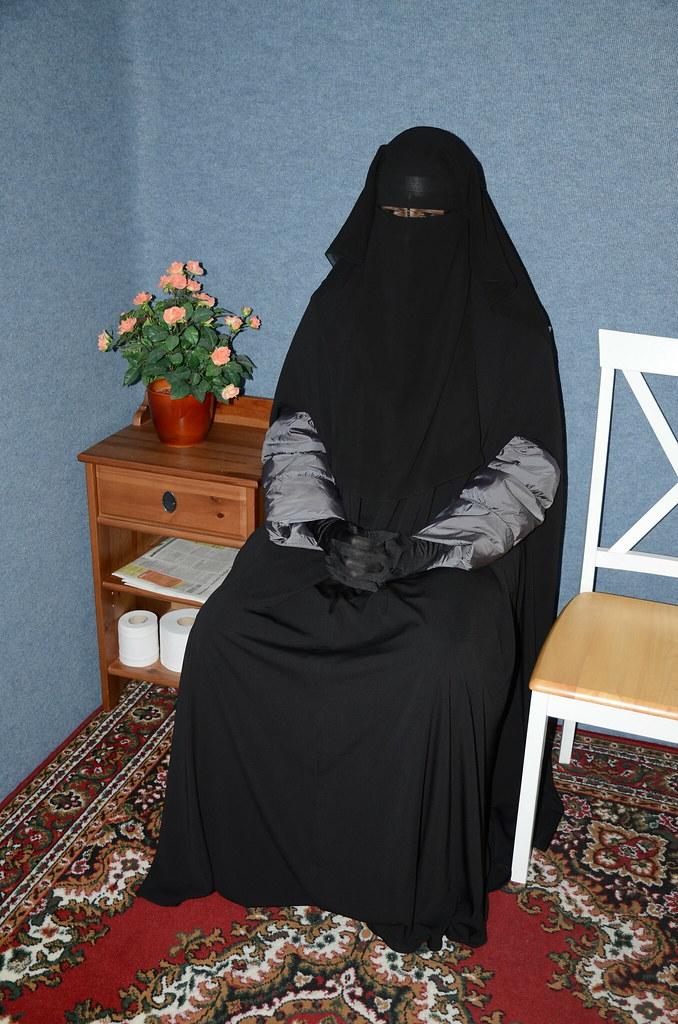 Niqab fetish