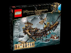 LEGO Pirates of the Caribbean 71042 - The Silent Mary (THE BRICK TIME Team) Tags: pirates caribbean salazars rache 2017 dead men tell no tales potc lego brick box set