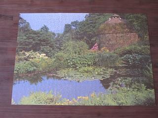 Philmar 332 Cotehele House - jigsaw
