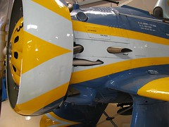 "Boeing P-26 12 • <a style=""font-size:0.8em;"" href=""http://www.flickr.com/photos/81723459@N04/32776529064/"" target=""_blank"">View on Flickr</a>"