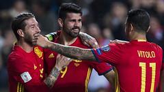 ไฮไลท์ฟุตบอล ฟุตบอลโลกรอบคัดเลือก โซนยุโรป สเปน 4-1 อิสราเอล