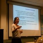 Professor Hope Michelson, Brown Bag, 2014