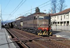 FS E645 085 (maurizio messa) Tags: e645 tibb lombardia mau bahn ferrovia freighttrain fret cargo guterzuge yashicafxd treni trains railway railroad