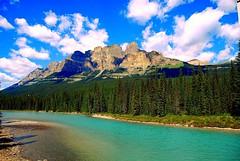 Canada (MarculescuEugenIancuD5200Alaska) Tags: canada castlemountain outstandingromanianphotographers