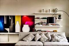Interior. My home (evaeblonski) Tags: