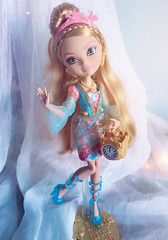 Ashlynn Ella 💎 (Sam Miao 88) Tags: doll everafterhigh cinderella ashlynnella