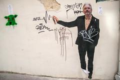 Jaë Ray Mie : Julien Assange (dprezat) Tags: jaëraymie julienassange assange paris street art graf tag pochoir stencil peinture aerosol bombe painting urban nikond800 nikon d800