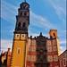 Convento Franciscano de las Cinco Llagas y Capilla del Beato Sebastian de Aparicio (Puebla de los Ángeles) México