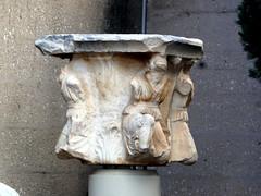 Column Capital (RobW_) Tags: column capital museum ancient corinth peloponnese greece wednesday 08mar2017 march 2017