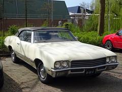 Buick Skylark Custom cabrio 1971 nr3557 (Ardy van Driel) Tags: dr0917 car softtop
