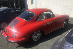 Porsche 356 (drclearly) Tags: porsche 356 red redcars
