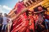 Transgender celebrating Holi series @ Nandgaon,Mathura. (Vijayaraj PS) Tags: red holi colours springfestival india incredibleindia indianheritage asia nikond3200 nikon indianboy action nandgaon mathura uttarpradesh brajholi joy temple surreal people happiness iamnikon festival travelphotography travel transgender hijra