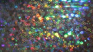 Party glitter bokeh