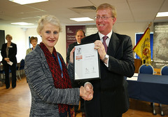"""Building Heroes & Chichester College Joint Armed Forces Covenant Signing • <a style=""""font-size:0.8em;"""" href=""""http://www.flickr.com/photos/146127368@N06/33567383185/"""" target=""""_blank"""">View on Flickr</a>"""
