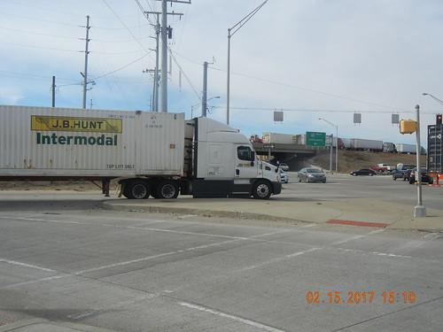 Flickriver: Random photos from Freightliner Cascadia125