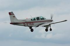 Beechcraft Beech F.33A Bonanza D-ETEG (Old Buck Shots) Tags: beechcraft dm beech bonanza f33a egsv deteg