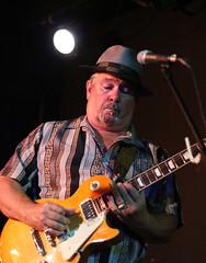 George Porter Jr. and the Runnin' Pardners, Shepherdstown Opera House, Shepherdstown, West Virginia, Wednesday, June 18, 2014