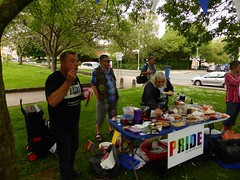 "Lots of food to share at the Pride Family Picnic<br /><span style=""font-size:0.8em;"">Pic Kevin Kelland</span> • <a style=""font-size:0.8em;"" href=""http://www.flickr.com/photos/66700933@N06/14309449566/"" target=""_blank"">View on Flickr</a>"