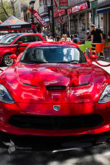 IMG_4304 (FNX888) Tags: car automobile muscle montreal voiture grandprix dodge littleitaly viper carshow musclecar vehicule fnx888 fnxphoto
