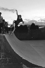 Blunt to fakie (KyleFletcher) Tags: portrait blackandwhite canon blackwhite exposure skateboarding extremesports highspeed actionsports chichister