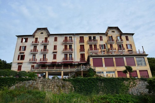 Les Roches Rouges Hotel in Piana Piana (Corsica, France 2014)