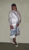 Go Travel Plastic Mac (Miss Pakamac) Tags: pakamac plasticlady plasticmaclover plasticraincoat plasticmac plastic rainwearlady raincoat rainbonnet rainmac maturelady maturewoman plasticmacs plasticmack