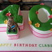 Country garden 40th BIrthday cake