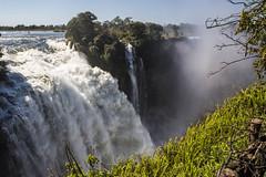 4Y1A1378 Victoria Falls Zimbabwe (Ninara) Tags: unescoworldheritagesite zimbabwe victoriafalls unescoworldheritage zambia zambezi livingstone mosioatunya devilscataract victoriafallsnationalpark