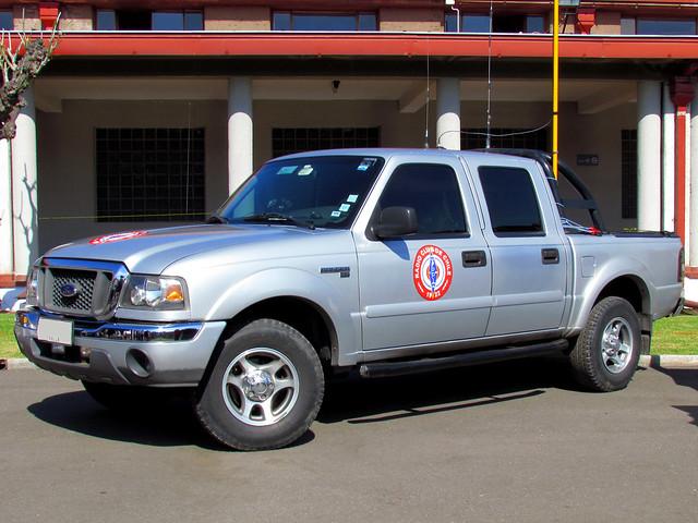 ford ranger pickup pickuptrucks camionetas xlt doublecabin crewcab