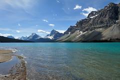 DSC_2836 (aha0301) Tags: lake landscape banff banffnationalpark bowlake d700 afsnikkor2470mmf28g