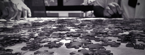 Puzzle by kevin dooley, on Flickr