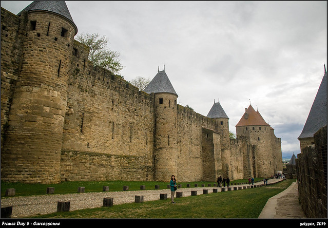 France Day 5 - Carcassonne