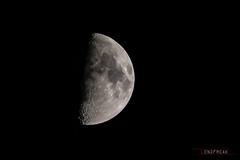 70514 (LenzFreak) Tags: sky moon night canon wonder shot astro sharp craters 70200mm natual 70d