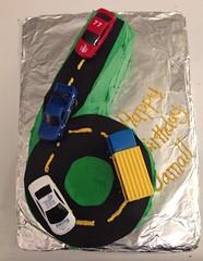 Car Cake by Valarie, North Carolina, www.birthdaycakes4free.com