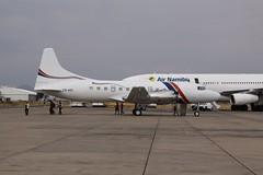 ZS-KEI Windhoek 10/10/13 (Andy Vass Aviation) Tags: windhoek convair zskei