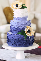 wedding cakes with frills the world s most recently posted photos of cake and frills 26033