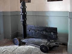 St Leonard's Church Shoreditch (Alan Denney) Tags: shoreditch hackney london stocks pillory punishment