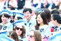 先留学再投资移民 赴美中国学生倍增