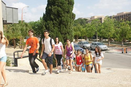 Campus científicos de verano 1