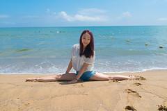 6 (pirate M) Tags: beach 35mm nikon sigma gymnastics d800