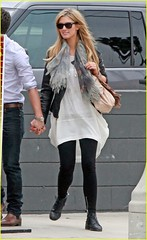 (itsamusicworld) Tags: california ca usa sunglasses walking lunch fulllength shades purse singer actress holdinghands handbag exclusive studiocity deltagoodrem nickjonas henryshat