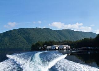 Alaska Salmon Fishing Lodge - Ketchikan 9