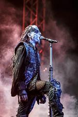 Getaway Rock Festival 2014 - Dimmu Borgir (johanbackstrom) Tags: summer music black festival rock metal sweden getaway live stage gävle 2014 dimmu borgir