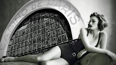 (horlo) Tags: wallpaper blackandwhite bw woman cinema paris film monochrome vintage glamour noiretblanc femme nb actress movies keiraknightley knightley keira actrice fonddcran casinodeparis bestcapturesaoi elitegalleryaoi