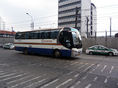 GENESIS TRANSPORT SERVICE INC (MrRoadtrip_Researcher818) Tags: bus philippines transport terminal manila don service genesis inc province bosco pampanga bataan 818 dau gtsi