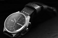 Seiko 6138-3002 vintage automatic chronograph (paflechien33) Tags: macro vintage nikon 100mm tokina automatic seiko f28 chronograph atx d7000 61383002